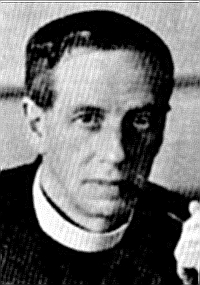 Father Ronald A. Knox, courtesy Wikimedia Commons (http://commons.wikimedia.org/wiki/File:Ronaldknox.jpg)